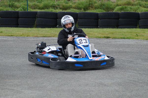 Karting à Plessé (2014)