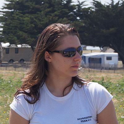 Angélina BEAUVAIS - Trésorière de la Team C15